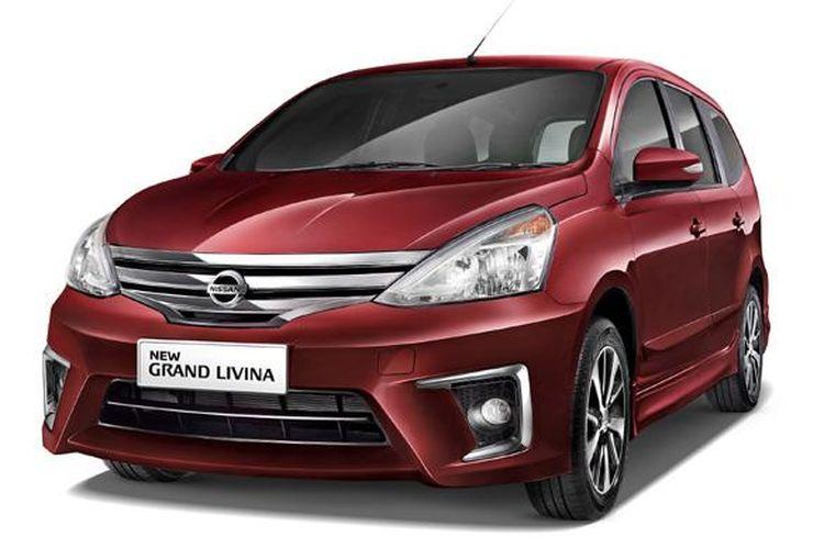 Nissan Grand Livina model year 2016. Versi Highway Star dengan harga lebih terjangkau.