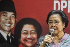 Bertemu Megawati, Jokowi Santap Sayur Lodeh Kegemaran Bung Karno