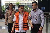 Polisi Duga Dahi Novanto Terluka karena Terbentur Kaca
