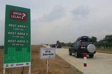 Jalur Tol Trans Jawa Lengang H-1 Lebaran, Ciledug-Brexit Hanya 3,5 Jam