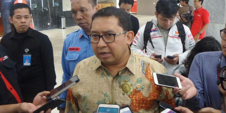 Fadli Zon Minta Proses Seleksi Komisioner KPU Bawaslu Ditunda