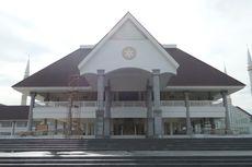 Hari Ini Presiden Jokowi Resmikan Masjid Raya Hasyim Ashari di Jakarta
