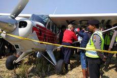 Ini Spesifikasi Pesawat yang Mendarat Darurat di Ponorogo