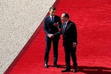 Dilantik, Emmanuel Macron Resmi Jadi Presiden Perancis