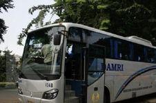 Oktober, Bus Damri akan Beroperasi di Bandara Silangit Danau Toba