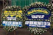 Karangan Bunga Berdatangan untuk Korban Bom di Kampung Melayu