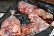 Jelang Lebaran, Penyelundupan Daging Celeng ke Jawa Meningkat