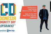 Stand Up Indo Jogja dan Jogja Hip Hop Foundation Akan Ramaikan ICD