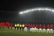 Timnas U-22 Seri Tanpa Gol, Pelatih Luis Milla Tetap Beri Pujian
