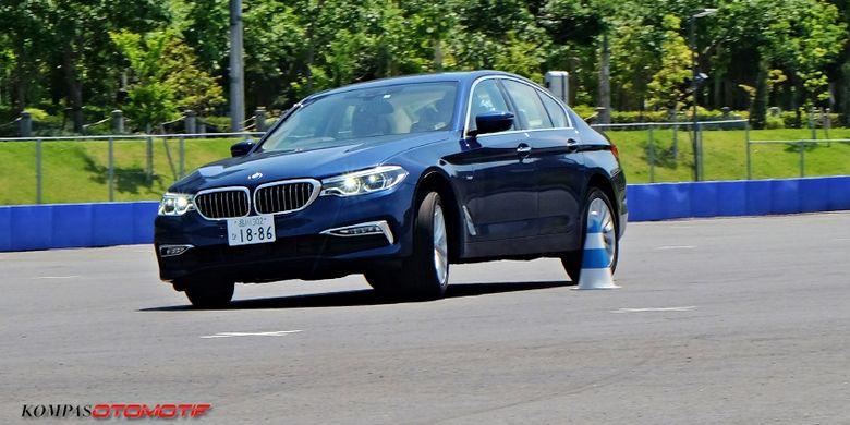 All New BMW Seri 5 Jepang