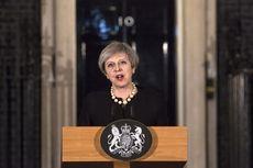 Mengejutkan, PM May Umumkan Pemilu Dini di Inggris Digelar 8 Juni