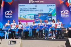BRI Launching Kartu Debit Edisi Spesial Asian Games 2018