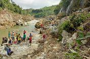 Dampak Badai Cempaka, Obyek Wisata di Gunungkidul Masih Tutup
