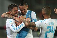 Hasil Liga Italia, Napoli Pelihara Kans Juara
