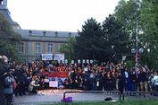 Dan 1.000 Lilin Pun Menyala di Kota Bonn...