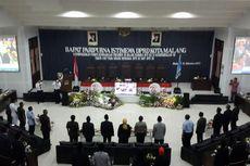 Diperiksa KPK, 8 Anggota DPRD Kota Malang Absen Sidang HUT Kemerdekaan