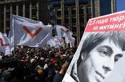 Jika Anak Ikut Aksi Anti-Putin, Orangtua Akan Dijatuhi Sanksi