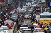 Hanoi Tak Mungkin 'Bebas' dari Sepeda Motor di Tahun 2030, Mengapa?