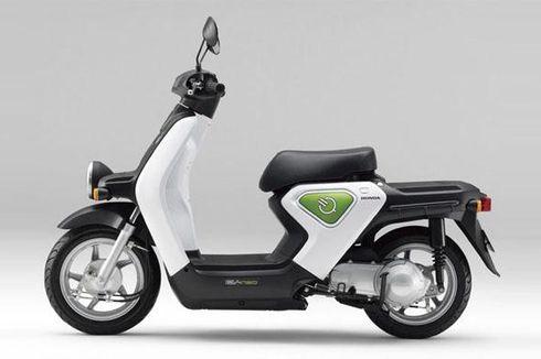 Soal Insentif Motor Listrik, Ini Maunya Honda