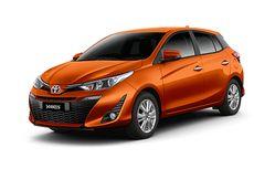 Toyota Luncurkan Yaris 1.200 cc di Thailand