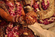 Sempat Ditentang Orangtua, Seorang Pemuda Nikahi Perempuan Lebih Tua 15 Tahun