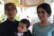 Lucunya Cucu Jokowi di Tengah Tamu Istana...