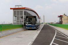 Diresmikan 22 Juni, Transjakarta Koridor 13 Belum Dilengkapi Lift