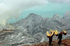 KLHK Akan Lengkapi Infrastruktur Penunjang di Gunung Ijen