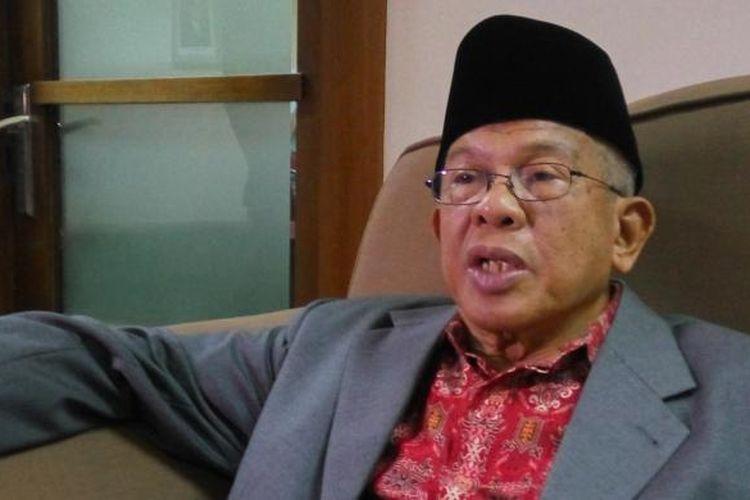 Ketua BK DPD <a href='http://palembang.tribunnews.com/tag/am-fatwa' title='AM Fatwa'>AM Fatwa</a>
