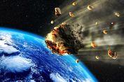 Inilah Gambaran Bencana Besar akibat Asteroid pada Masa Dinosaurus