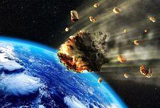 Oktober Ini, Sistem Pertahanan NASA akan Diuji Coba Melawan Asteroid