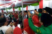 Saat Jokowi Tepati Janji Hadir di Halalbihalal Bersama 999 Ulama