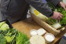 Selain Brokoli, Makanan Ini Wajib Tersaji di Meja Paus Fransiskus
