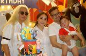 Raffi Ahmad: Ulang Tahun Rafathar Dirayakan Secara Sederhana