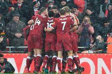 Hasil Liga Inggris, Derbi Merseyside Liverpool-Everton Berakhir Imbang