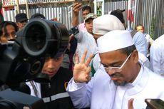 Pemeriksaan Selanjutnya, Polisi Tunggu Rizieq Selesai Ibadah Haji