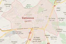 Ribuan Oposan Rezim Suriah Tinggalkan Qaboun