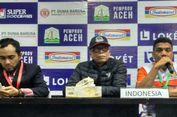 Respons Panitia Aceh World Solidarity Cup soal Lapangan Buruk