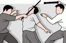 Rebutan Lahan Berujung Penganiayaan, Dua Tangan Anto Terluka Parah
