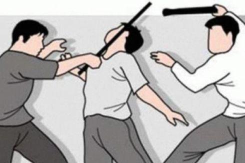 Tegur Pelajar yang Naik Truk di Jalanan, Polisi Ini Malah Dikeroyok