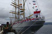 Kapal Layar Bima Suci dan Dewa Ruci Ramaikan Sail Sabang 2017