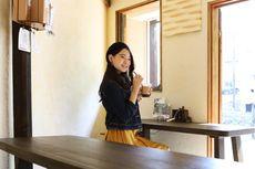 Kafe Jepang Bernuansa Retro di Kyoto