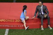 Bahagia dan Sedih, Rasa Enrique Setelah Bawa Barca Juara Copa del Rey