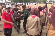 Puluhan Peserta Upacara di Gowa Jatuh Pingsan