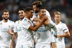 Ronaldo Cetak Gol, Real Madrid Menang atas Fiorentina