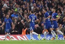 Chelsea Menang, Conte Bicara soal Rotasi, Zappacosta, dan Eden Hazard