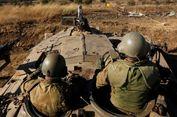 Israel Serang Beberapa Target di Suriah