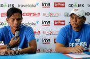 Arema FC Vs Persiba, Tantangan bagi Sunarto Hadapi Mantan Klub