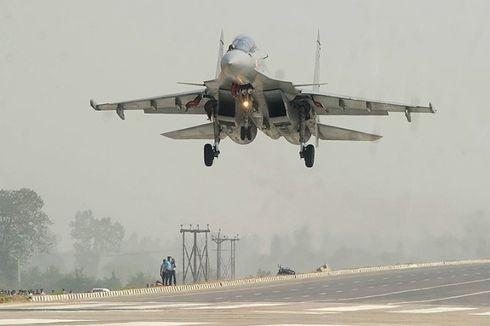 India Sukses Luncurkan Misil Tercepat di Dunia dari Jet Tempur