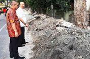 Tanah Bekas Galian Menumpuk di Badan Jalan, Wali Kota Medan Marah